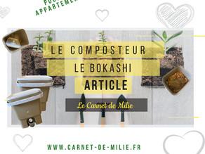 Revue, Le composteur idéal Le Bokashi