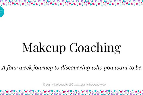 eightyfive beauty Makeup Coaching Program