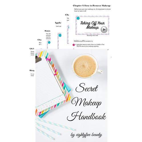 Secret Makeup Handbook