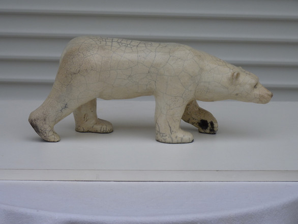 Marin l'ours polaire