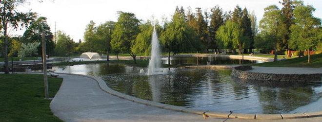 Central Park, Santa Clara CA