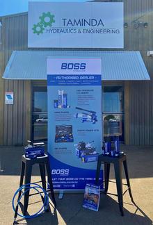 BOSS Hydraulics