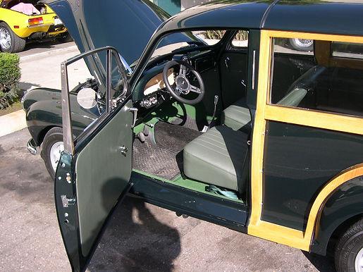 Morris Minor complete restoration by XKs Motorsport