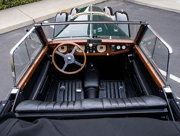 Morgan DHC complete restoration by XKs Motorsport