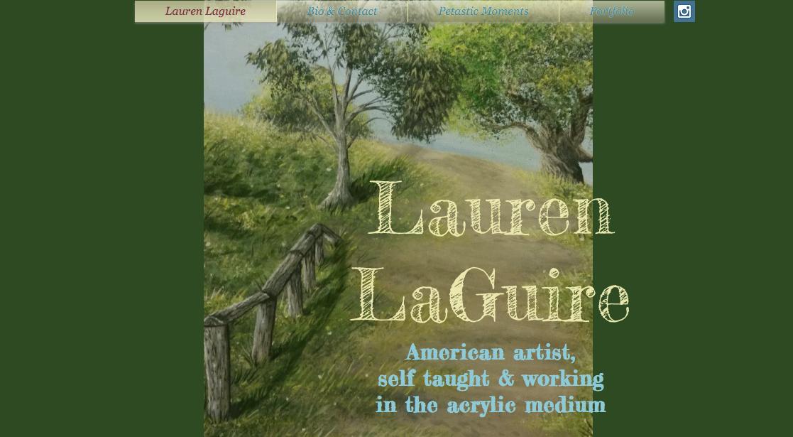 www.laurenlaguire.com
