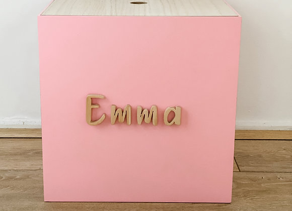 Pink Personalised Box
