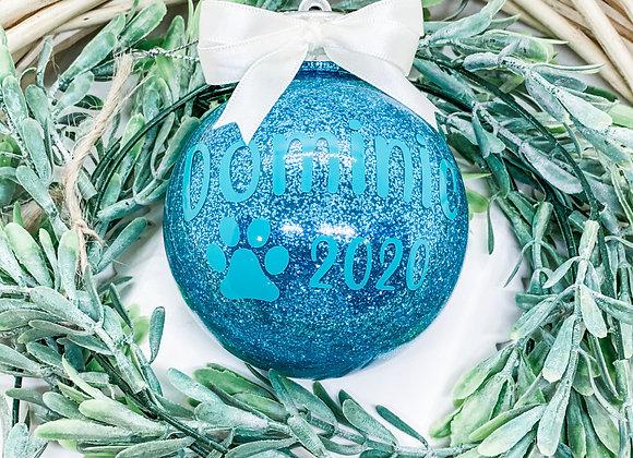 Pet Christmas Bauble