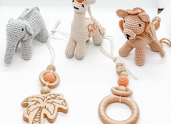 Safari Hanging Toys Only