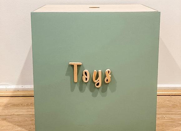 Sage Personalised Box