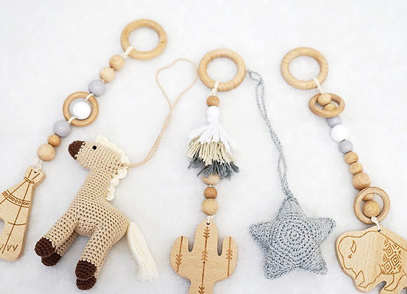 Wild West Hanging Toys Only
