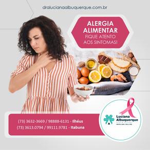 Alergia alimentar: fique atento aos sintomas!