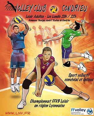 Volley Club Condrieu 18-19 SIGIS
