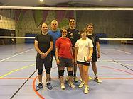 équipe Volley Club Condrieu