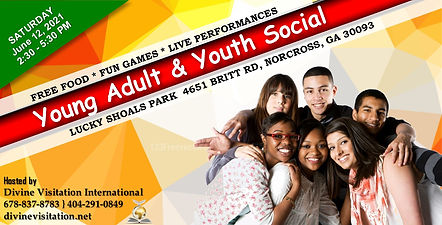 young adults. youth social. june 2021.jp
