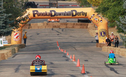 Downhill Derby