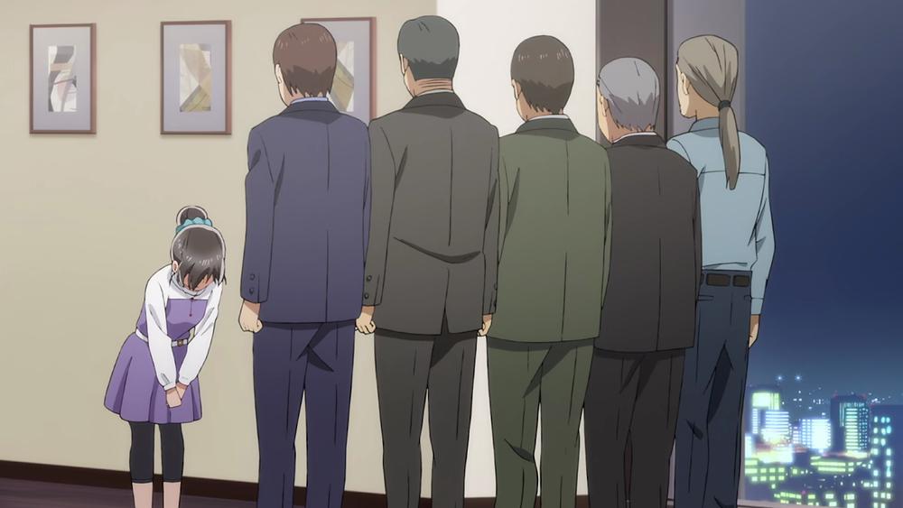 Hinamasuri Hitomi Anime Hitomi Apartment Bartending Managers