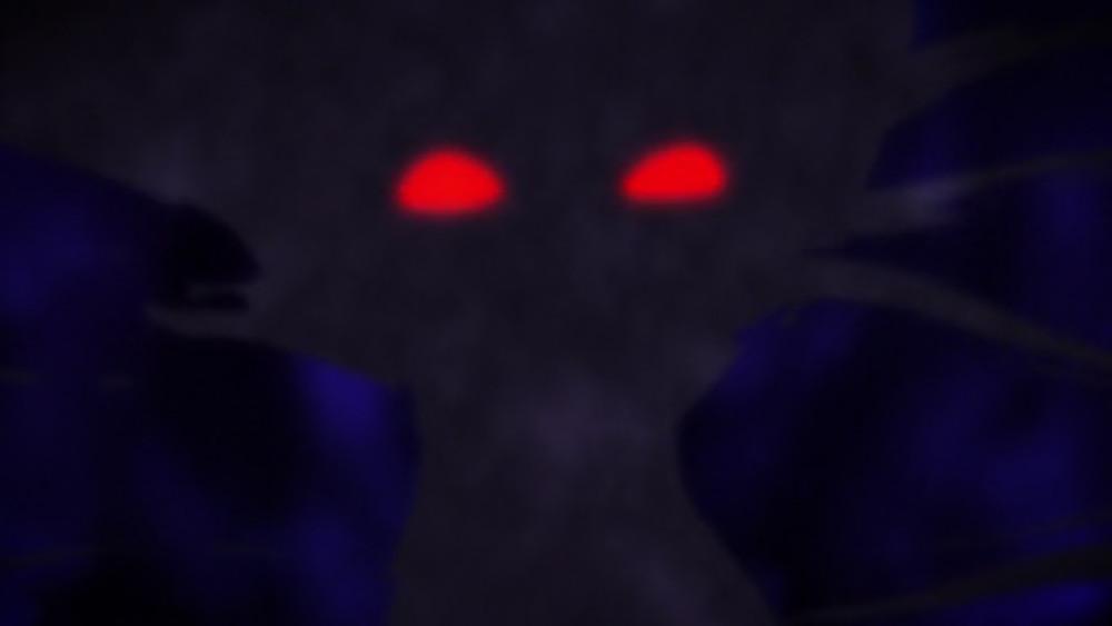 Shinsekai yori fiend ogre karma demon