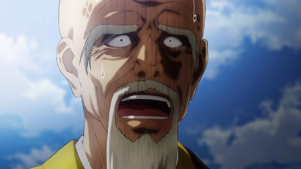 Moe Hinamatsuri Anime Psychic Karate Rocklusion Metal Machine