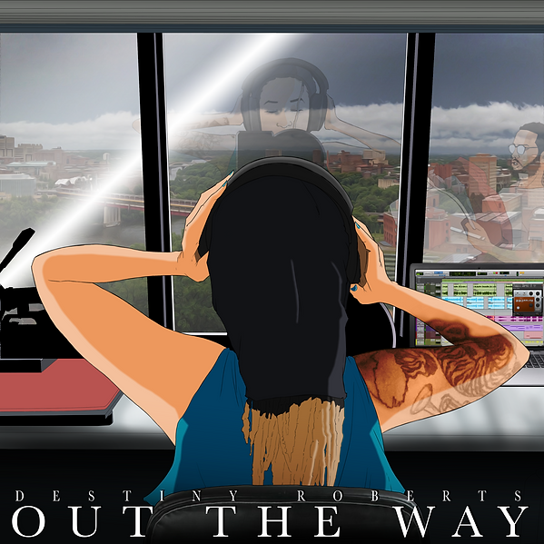 OUT THE WAY COVER
