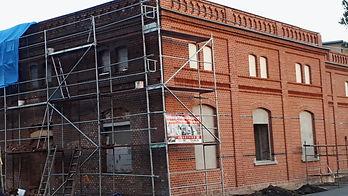 Renowacja Elewacji Ceglanych