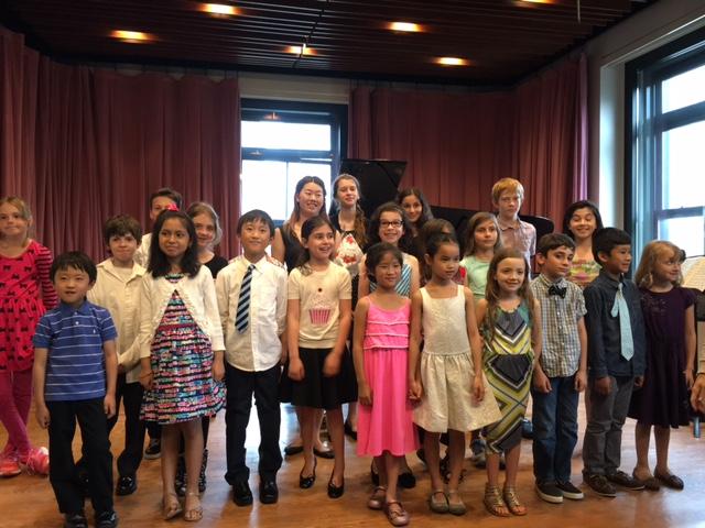 Spring Recital 2016