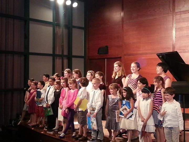 Summer 2012 Recital