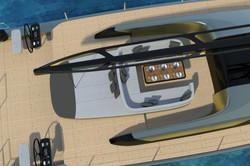 Makara cockpit detail