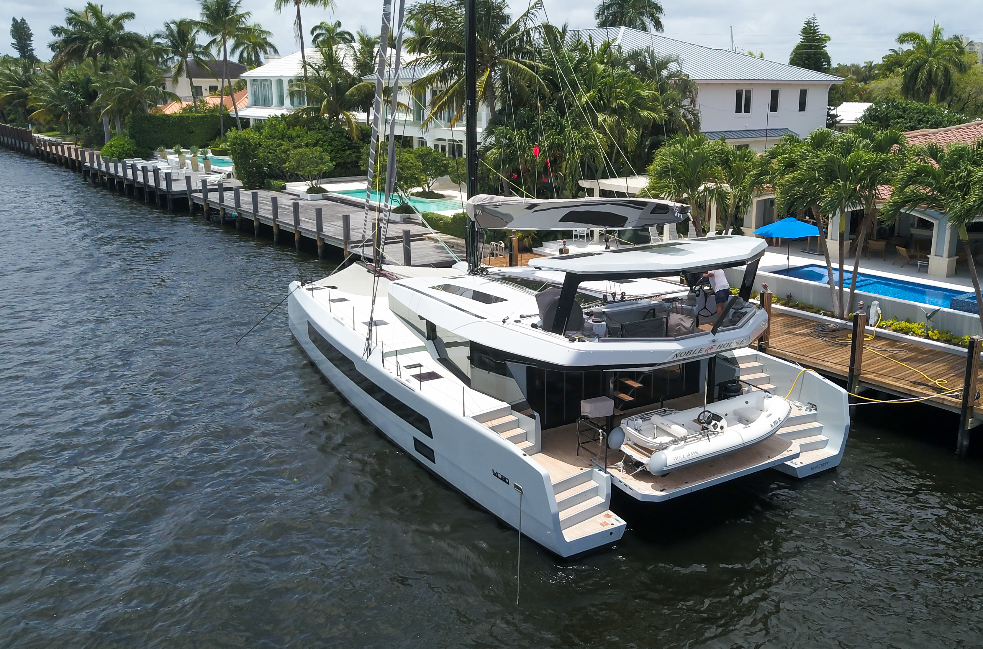 MC60 multihull Miami