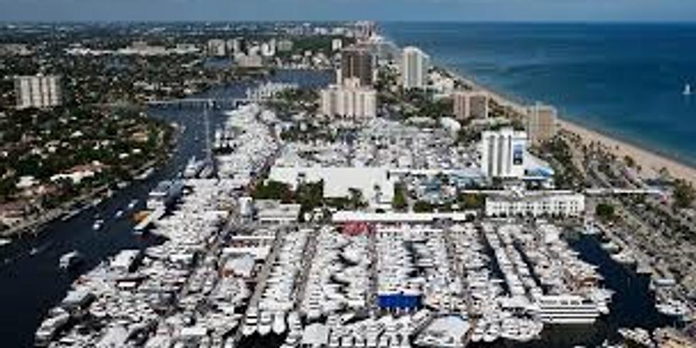 Ft Lauderdale International Boat Show