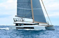MC60 multihull sailing