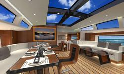 Makara 85 walnut interior finish