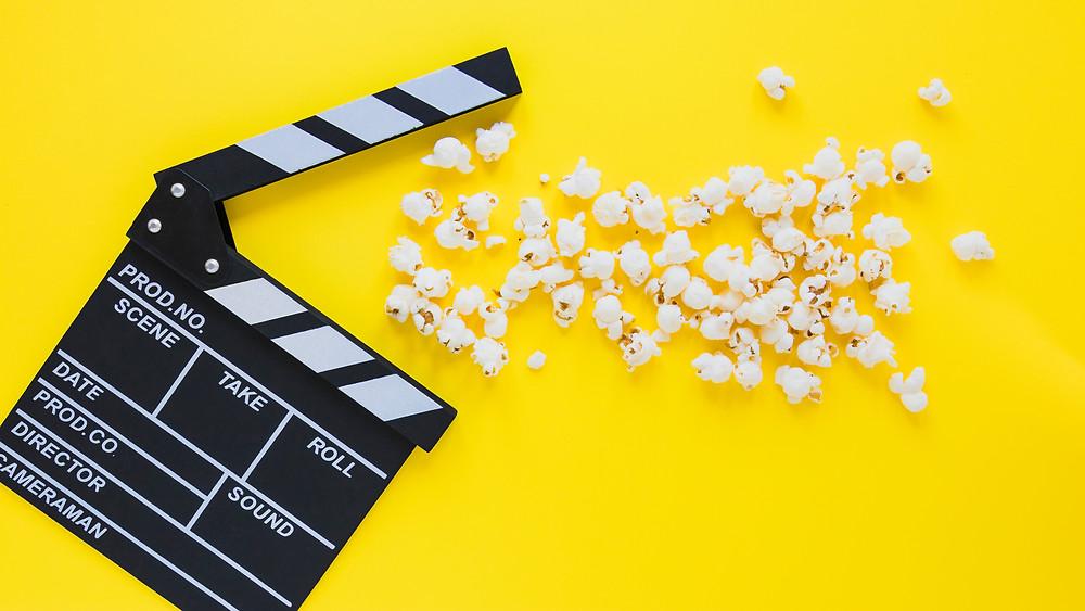 #ポップコーンラバー 映画館といえばポップコーン!
