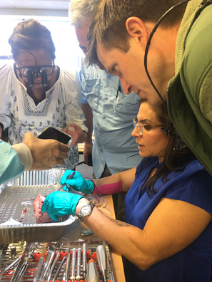 Arizona AGD MasterTrack Doctors Tackle Periodontal Surgeries
