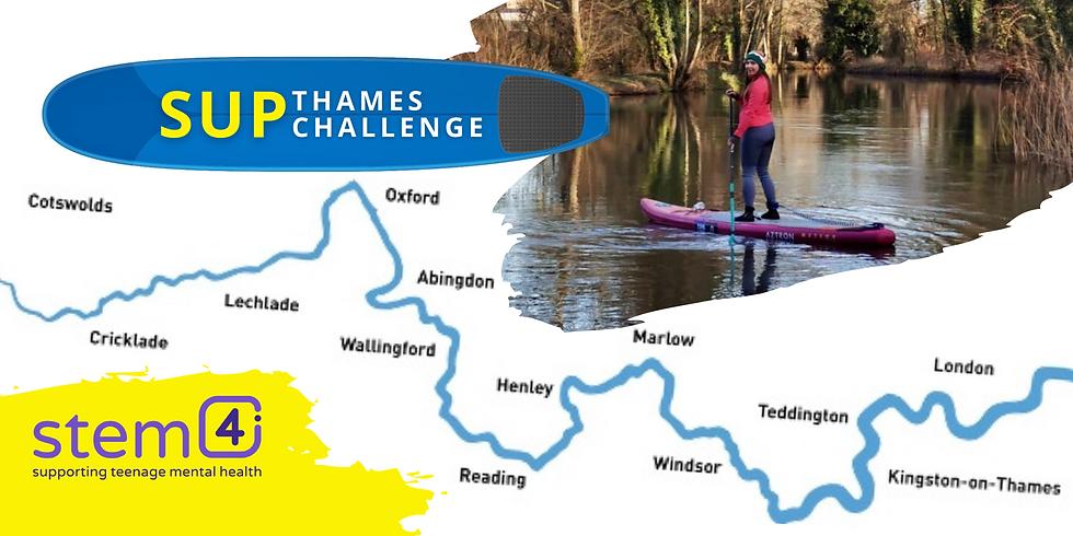 SUP Thames Challenge copy
