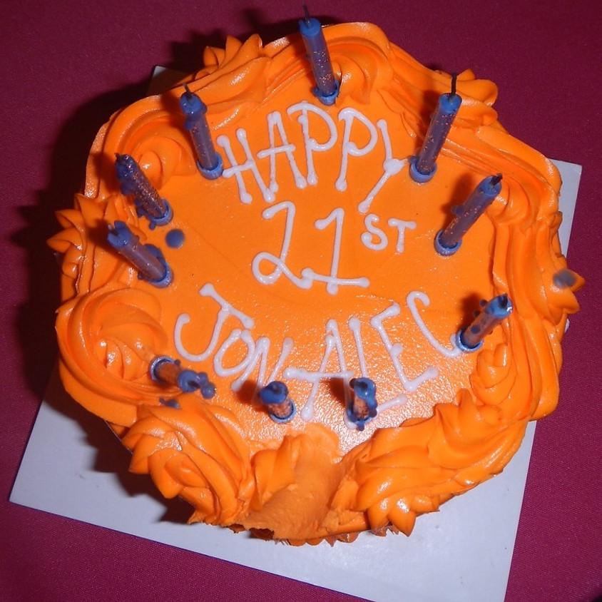 Jon-Alec's Birthday Remembrance Picnic Dinner