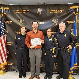 Norwalk Citzens Police Academy