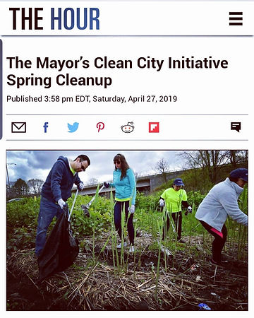 Norwalk Mayor's Clean City Initiative