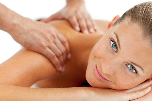 60 minutes of massage therapy