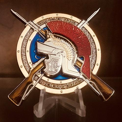 USAFHG 70TH ANNIVERSARY COMMEMORATIVE CHALLENGE COIN