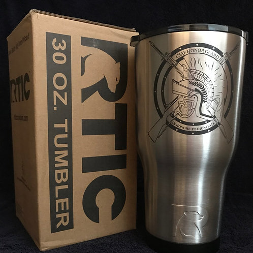 USAFHG RTIC 30 OZ STAINLESS STEEL TUMBLER