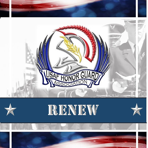 ALUMNI ANNUAL MEMBERSHIP RENEWAL - ACTIVE DUTY (NOT ASSIGNED TO USAFHG)