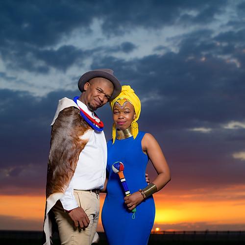 Vusi and Sesie
