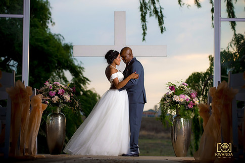 Wedding Photography, Sipho and Nelly