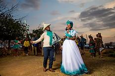 Wedding Photography, Limpho and Masechaba