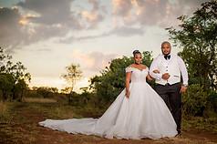 Wedding Photography, Tshepo and Thembi