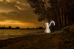 Wedding Photography, Aubrey and Linda