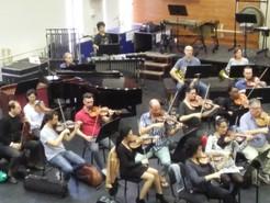 """KZN Philharmonic Orchestra """"read-through"""""""