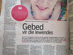 Beeld newspaper (RFTL media partner)