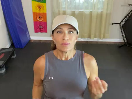 Tabata Tuesday 25 Minute Full Body HIIT