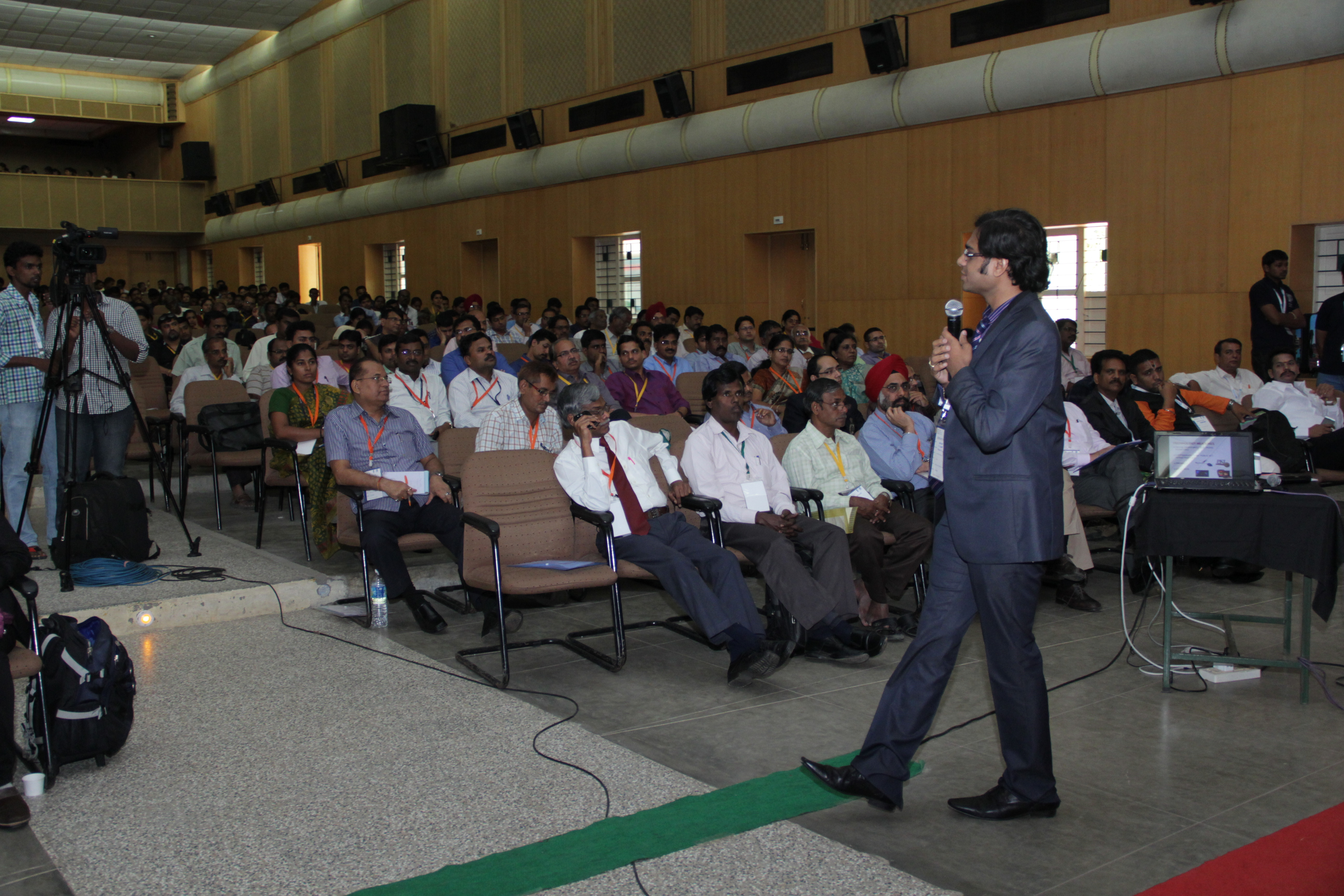 Speaking @ National Conference